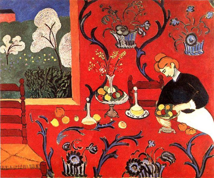 I Matisse je rođen 31. prosinca