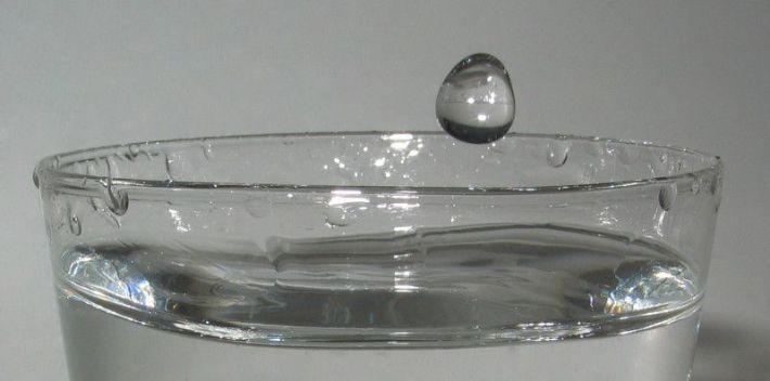 voda kap