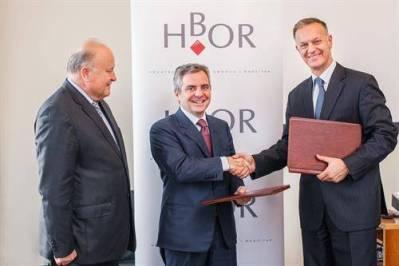 S jučerašnjeg potpisivanja ugovora u HBOR-u s Europskom investicijskom bankom