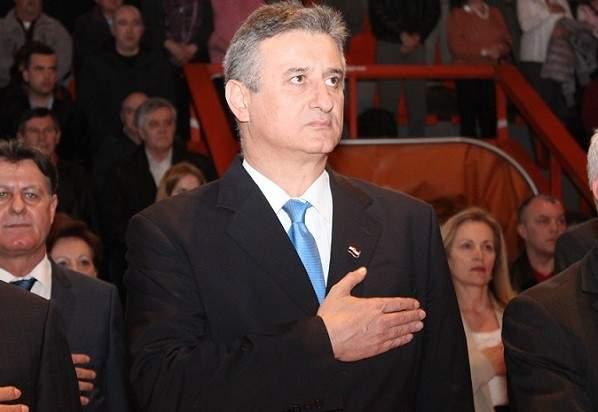 Tomislav Karamarko na 24. obljetnici HDZ-a u Šibeniku
