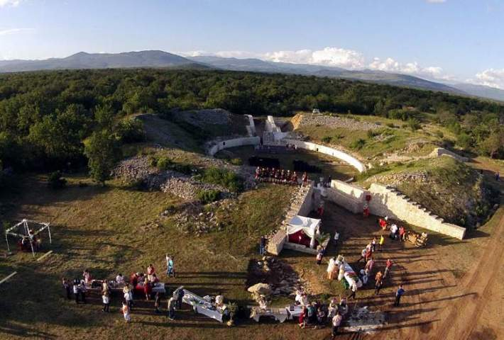 Nekadašnji rimski logor već osvajaju posjetitelji