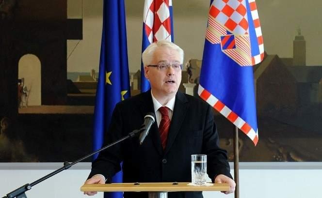 Dr. Ivo Josipović (Foto: Ured Predsjdnika RH)