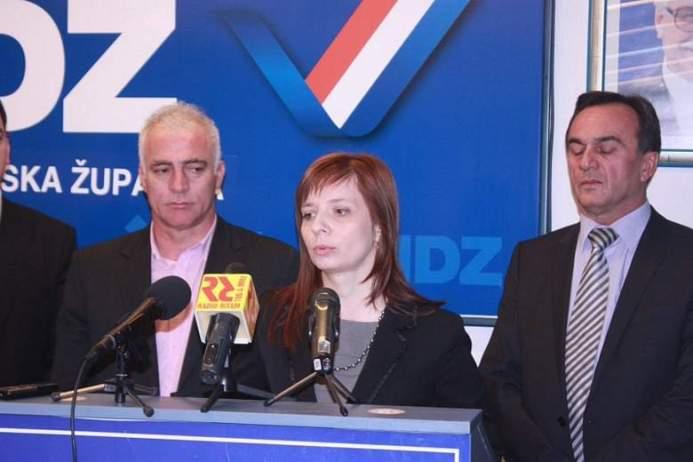 Jelena Obratov (Foto HDZ)