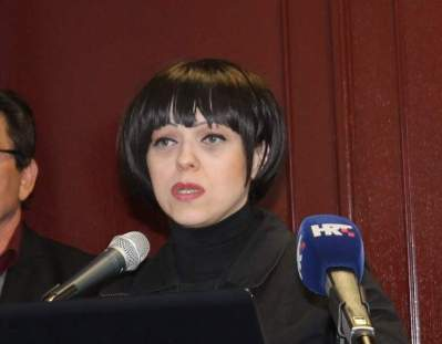 Mirela Holy, predsjednica ORaH-a u HRT-ovoj emisiji Nedjeljom u 2: SDP i HDZ nisu isti, ali se zauzimaju za istu gospodarsku politiku
