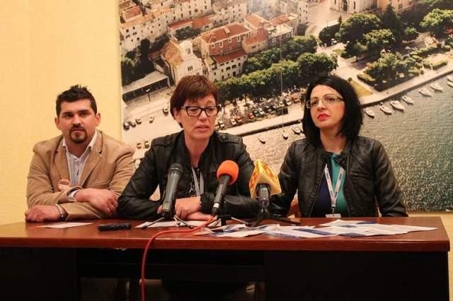 Nansi Tireli, Marita Brčić Kuljiš i Vedran Sabljak (Foto: H. Pavić)