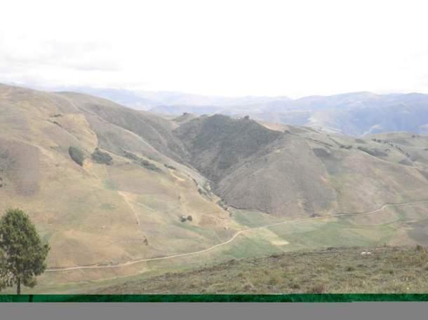 Ljepota planinskog lanca Anda