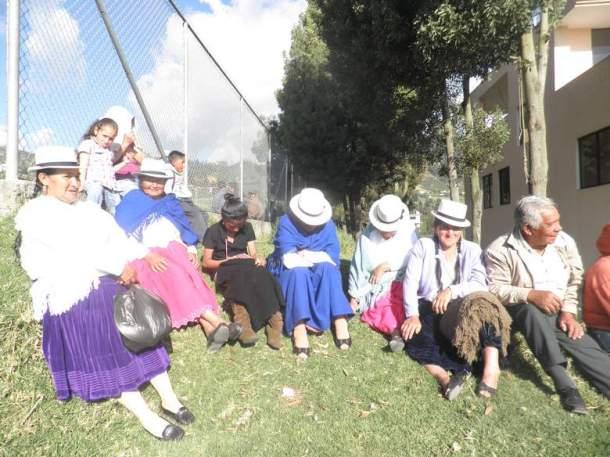 Lokalno stanovništvo provincije Canar