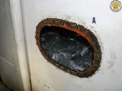 U akciji 'Nikita' kraj Šibenika zaplijenili 805 kilograma marihuane i uhitili 11-članu zločinačku organizaciju