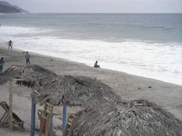 Playa st. Marianita
