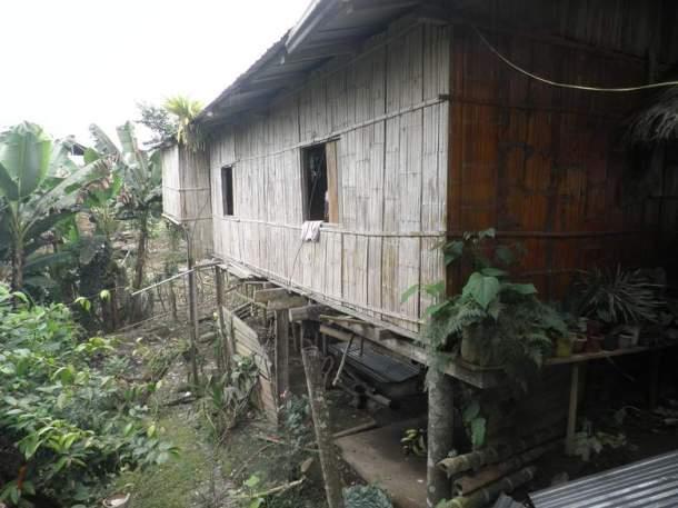 Tipična drvena kuća