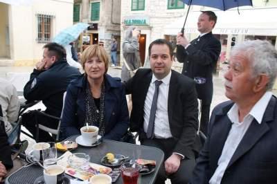 Ruža Tomašić: Dobit ćemo 100.000 glasova, a koalicija šest mjesta u EU parlamentu