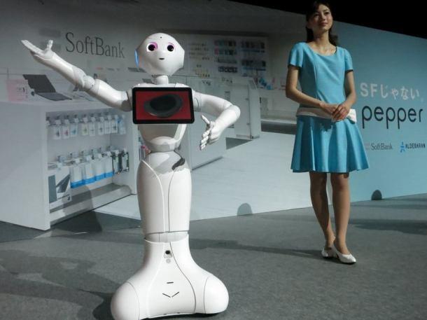 Veseli osjećajni robot Pepper za samo 2000 dolara - foto: screenshot Youtube