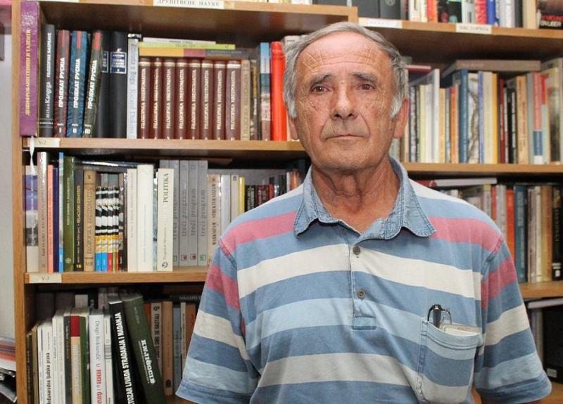 """Glas manjine/ Đuro Rusić, umirovljeni profesor, aktivni poljoprivrednik, bivši vijećnik SDSS-a i DPS-a: Mogao bi se pridružiti samo Čačićevim """"reformistima"""""""