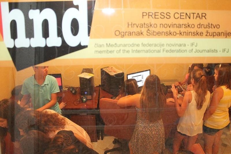 Završetkom 54. MDF-a Press centar HND-a vraća se odraslima