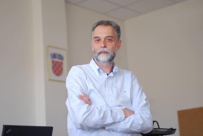 Jakov Terzanović, direktor Poduzetničke zone Podi