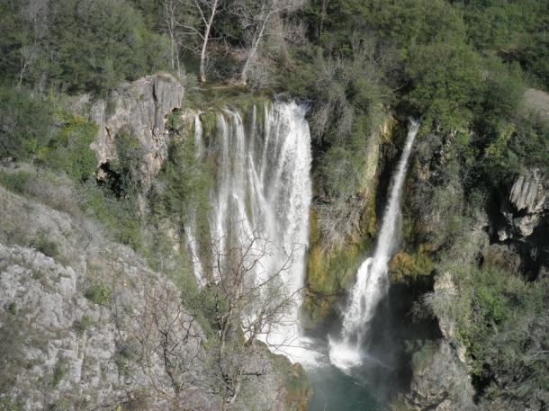 Manojlovački slapovi, snimila. J.Klisović