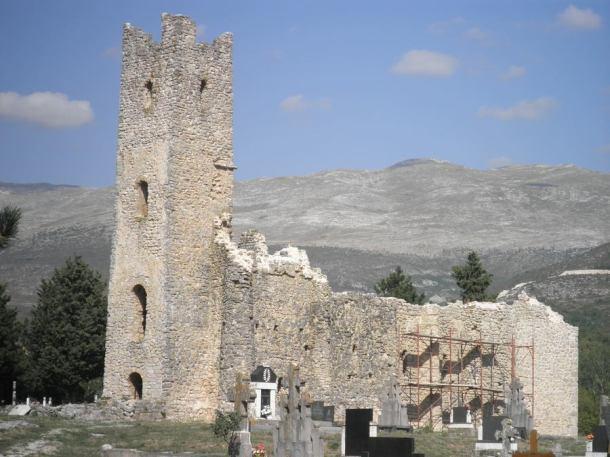 Crkva svetog Spasa, snimila: J. Klisović