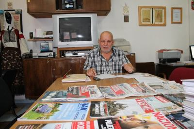 Dragoljub Čupković: Knin od dalmatinskog grada postade palanka osakaćene duše