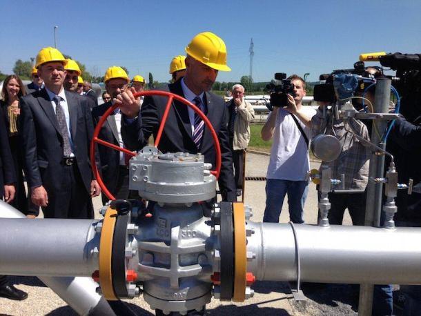 Ministar s kacigom (foto: www.mingo.hr)