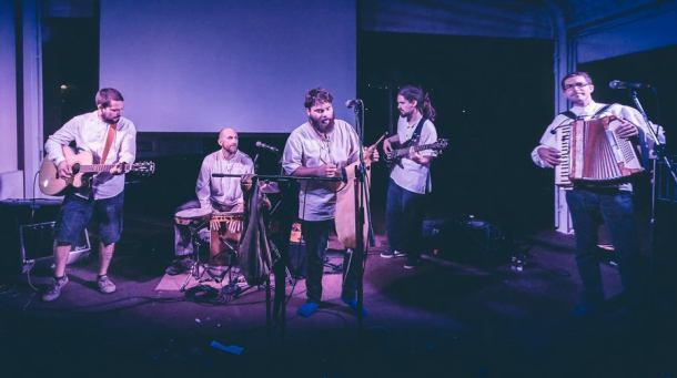Koncert Veje na LFF-u (foto: Marin Ćuk Vurnek