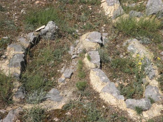 Dječji grobovi- snimila : J. K.