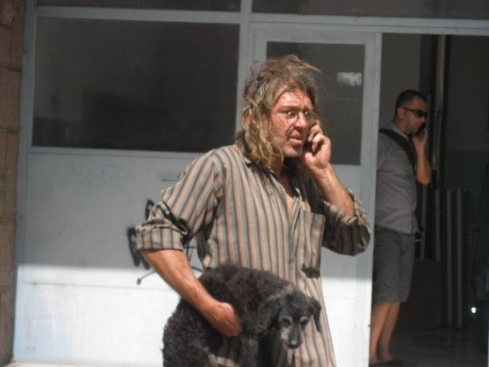 Zoran Baranović, vlasnik stana, snimila : J. Klisović