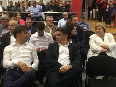 Glavni odbor SDP-a: Imenovani koordinatori za izbore, Riječani pognuli glave
