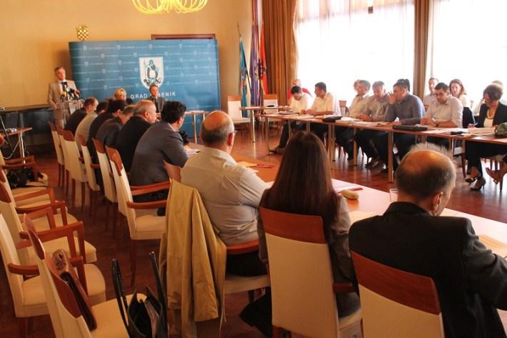 Gradsko vijeće Grada Šibenika - sjednica 25. rujna 2014. (Foto H. Pavić) (1)