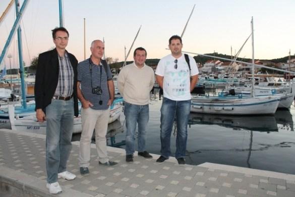 Makedonski novinari u posjetu Betini (Foto: Hrvoslav Pavić)