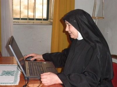Časna sestrac Fortunata, snimila : J. Klisović
