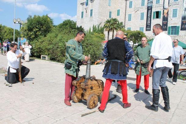 Sajam u srednjovjekovnom Šibeniku - zatvaranje (Foto H. Pavić) (3)