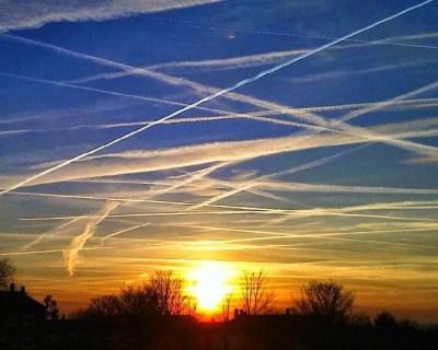 Chemtrails - tragovi na nebu