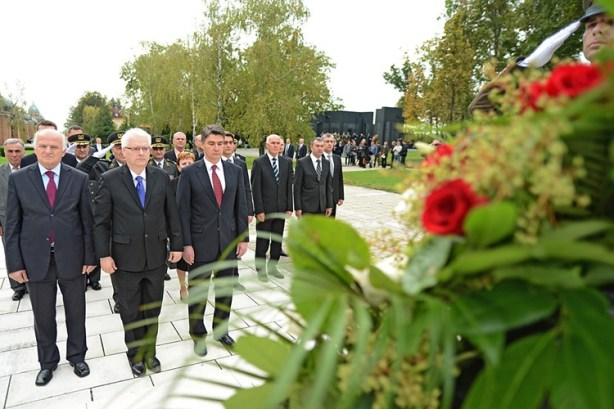 Dan neovisnosti 8. listopada 2014. (Foto Vlada RH)