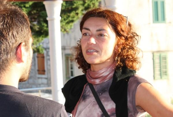 Vanda Kljajo, predsjednica udruge Otok (Foto: Hrvoslav Pavić)