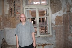 Nikola Dorbić nije uspio spasiti zgradu