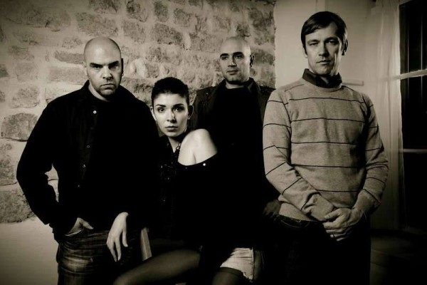 Diskodelija: Rade Kristić, Magdalena Bašljan, Ivo Grubišić i Marko Vuletin