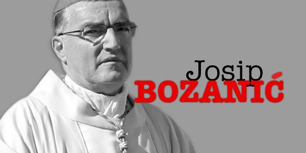 Portret tjedna/Kardinal Josip Bozanić: Istjerivač 'Zloga iz Naroda moga…'