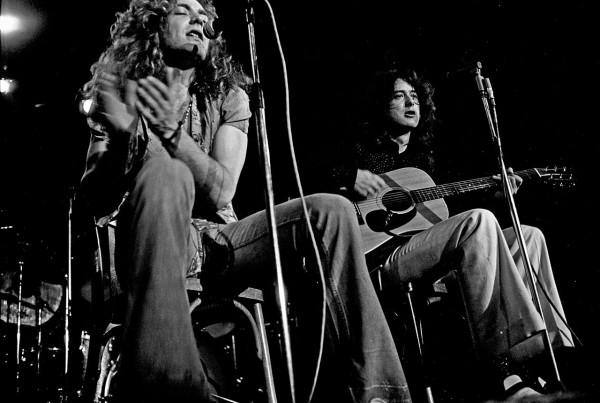 Robert plant i Jimmy Page (Foto: Wikipedia)