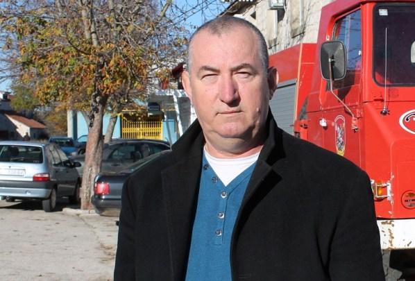 Načelnik Općine Unešić Živko Bulat (Foto: H. Pavić)