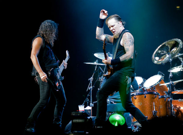 Metallica (Foto: Wikipedia)