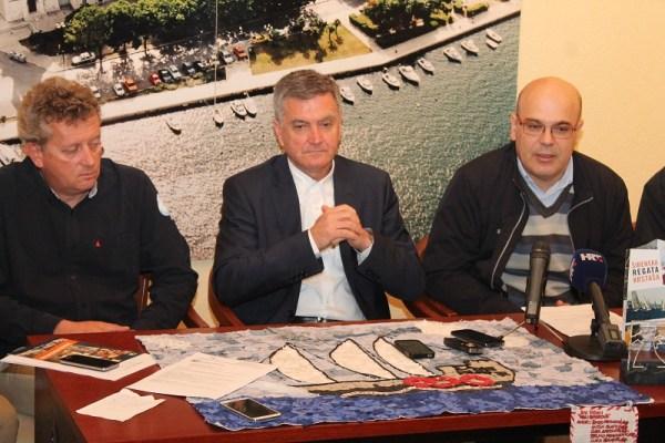 Šibenska regata krstaša - konferencija za novinare (Foto H. Pavić) (1)