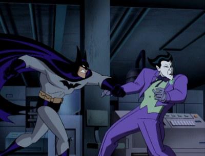 Batman hvata Jokera (foto Facebook)
