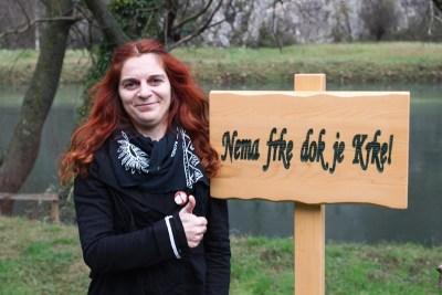 Inga Kukolj, eko-aktivistica: Ne može se opisati koliko smo smeća izvadili iz Krke
