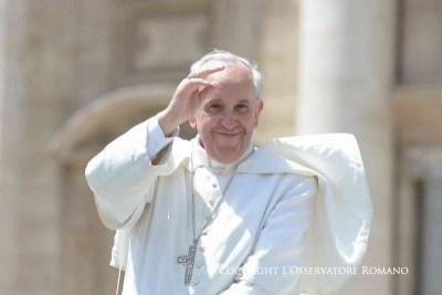 Papa Frane  (Foto www.vatikan )