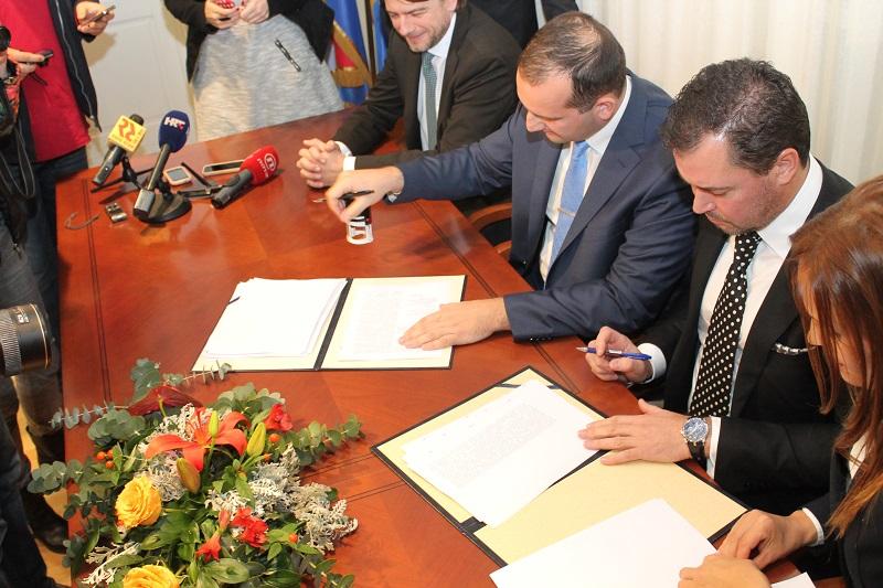 Potpisan ugovor: Rusi ulažu sto milijuna eura u uređenje detoksikacijskog centra u Tisnom