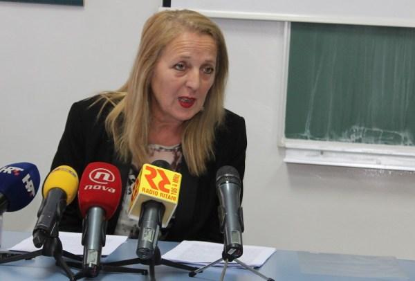 Diana Vodanović - konferencija za novinare (Foto H. Pavić) (1)