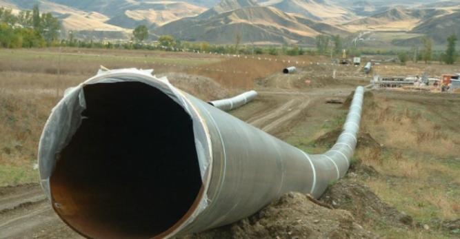 Cijevi kakvima putuje plin (izvor bankwatch.org)