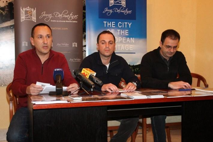 Društvo Juraj Dalmatinac - konferencija za novinare (Foto H. Pavić) (1)