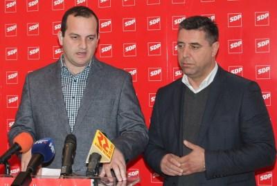 SDP: Šibenske projekte ne koči Vlada, nego HDZ-ov unutarstranački sukob