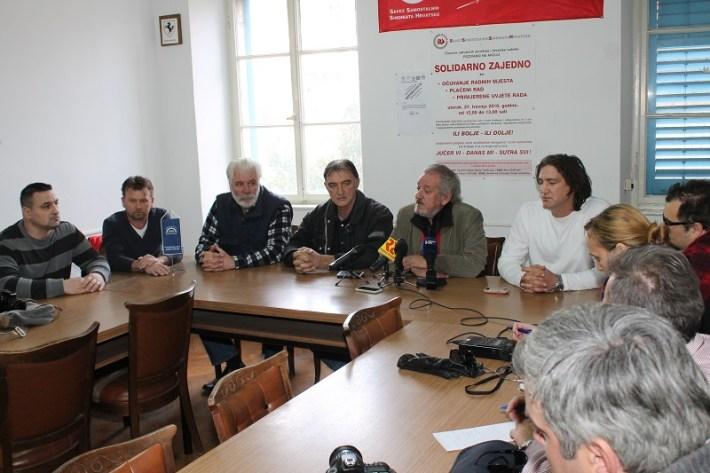 Sindikat metalaca Hrvatske - konferencija za novinare (Foto H. Pavić) (3)